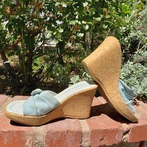 Women's Rampage Wedge Sandals